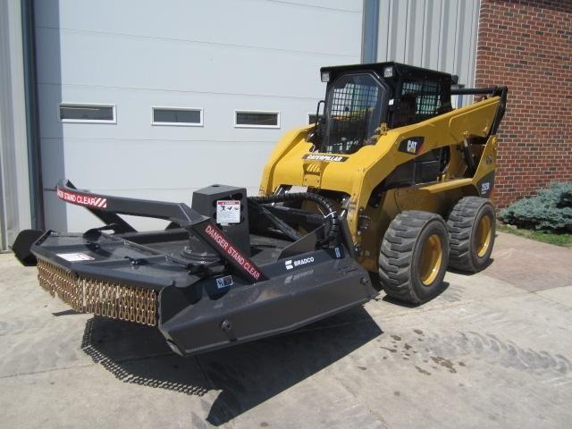 Bradco Bc72gs Brush Mulcher Shredder At Machinerytrader Com
