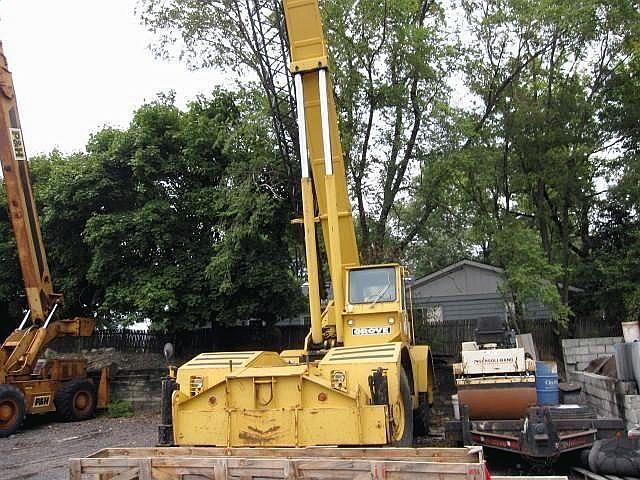 Detail photo of 1976 Grove RT65S from Construction Equipment Guide