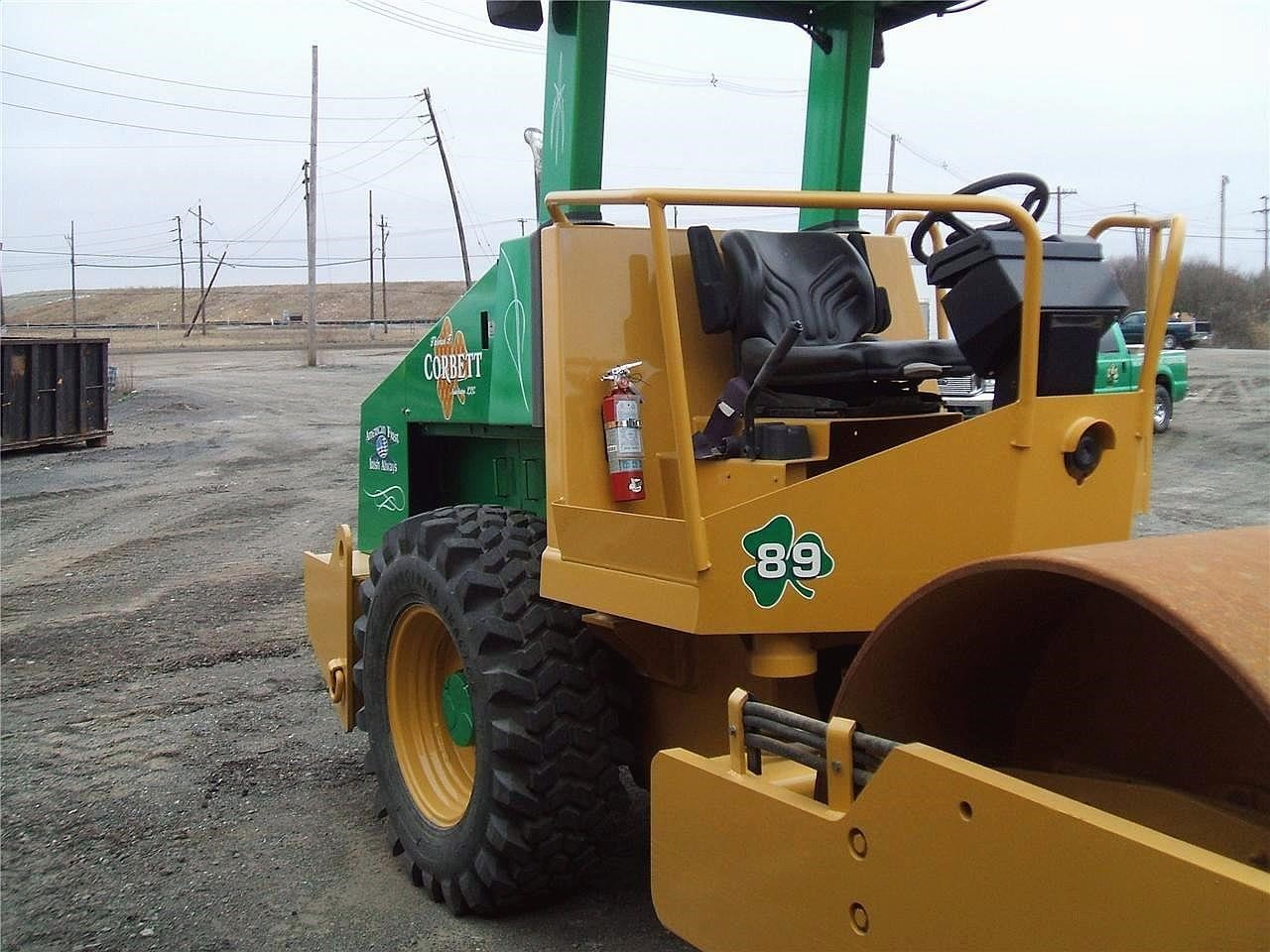 Detail photo of 2005 Dynapac CA150D from Construction Equipment Guide