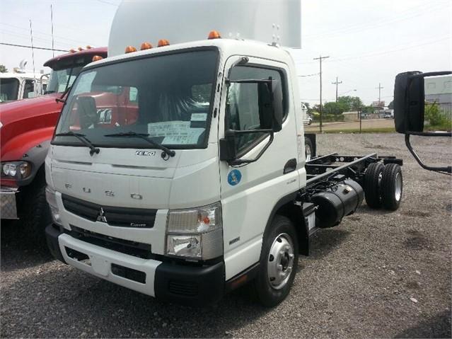 2018 MITSUBISHI FUSO FE For Sale In Canton, Ohio   TruckPaper com