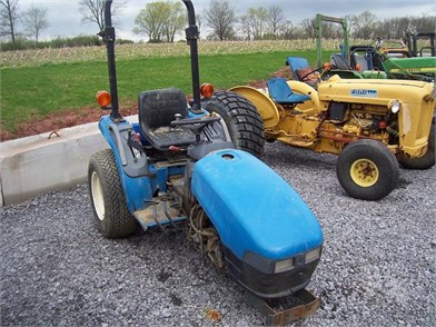 NEW HOLLAND TC18 Dismantled Machines - 7 Listings | TractorHouse.com on
