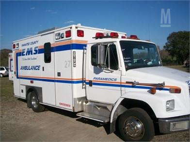 FREIGHTLINER FL60 Ambulance For Sale - 1 Listings