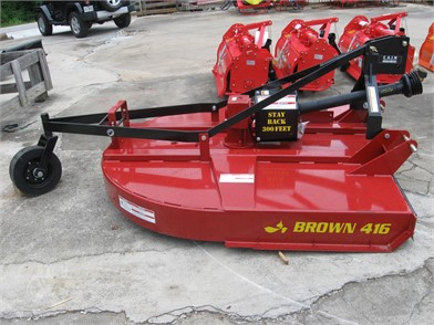 BROWN Rotary Mowers For Sale - 5 Listings | TractorHouse com