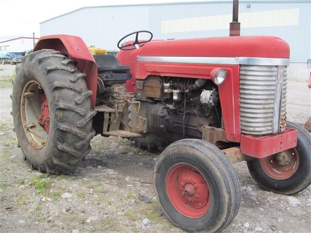 TractorHouse com   1963 MASSEY-FERGUSON SUPER 90 Dismantled