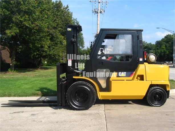 CATERPILLAR GP50K Forklifts For Sale - 1 Listings