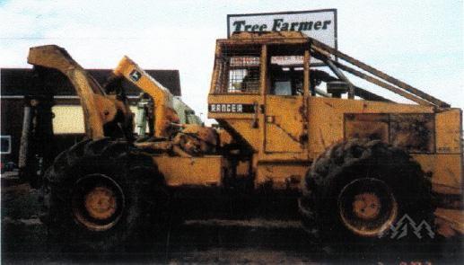 CLARK RANGER 666 Skidders Logging Equipment For Sale - 4