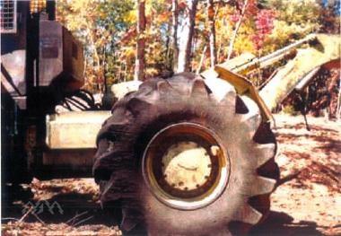 TREE FARMER C7F Skidders Logging Equipment For Sale - 2