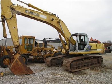 KOBELCO Excavators Dismantled Machines - 499 Listings