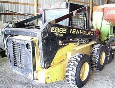 NEW HOLLAND LX865 For Sale - 6 Listings | MarketBook ca