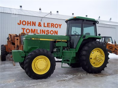 JOHN DEERE 4960 For Sale - 46 Listings | MarketBook co za - Page 1 of 2