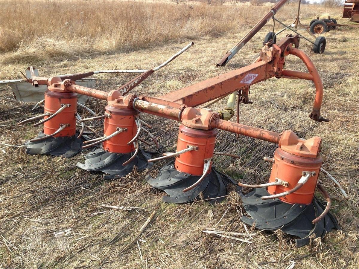 KUHN KF4 For Sale In Wheeler, Illinois | www spikerfarms com