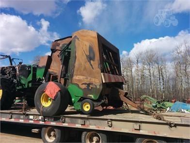 JOHN DEERE 568 Dismantled Machines - 35 Listings