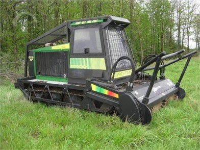 GYRO TRAC Mulchers Forestry Equipment Auction Results - 6 Listings