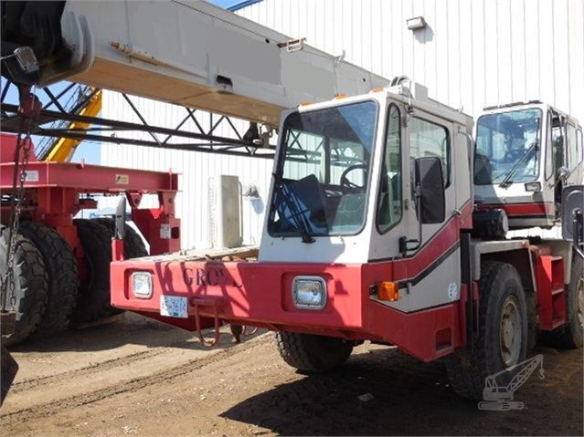 1992 GROVE AT422 For Sale In Edmonton, Alberta Canada