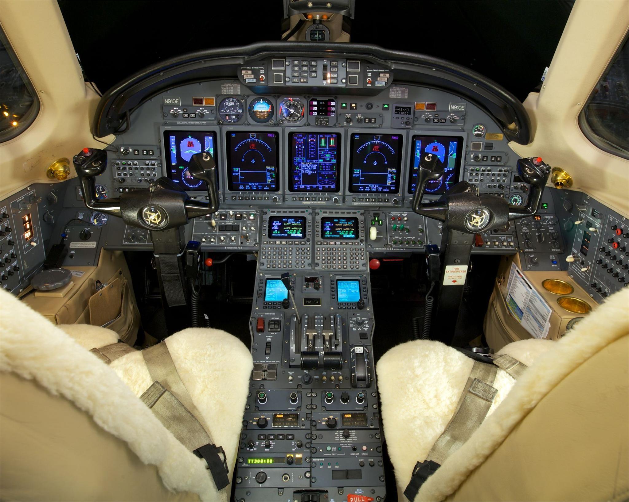 2000 Cessna Citation X Jeteffect