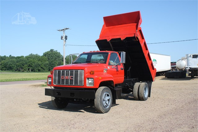 1994 GMC TOPKICK C7500 For Sale In Jackson, Minnesota