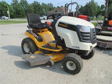 CUB CADET LTX1046 For Sale - 10 Listings | TractorHouse com