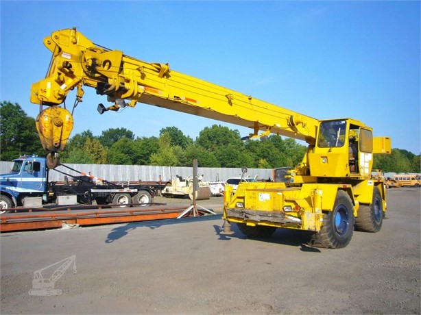 GROVE Cranes For Sale in New York - 26 Listings