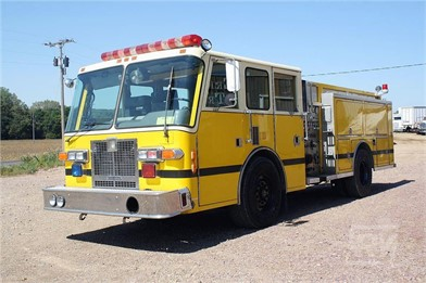 Fire Trucks For Rent - 7 Listings | RentalYard com - Page 1 of 1
