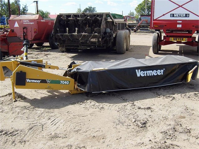 2018 VERMEER 7040 For Sale In Webster, South Dakota
