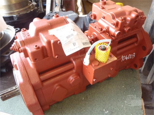 KAWASAKI K3V112DT-123R-9C0B Hydraulic Pump For Sale In Wouw, THE