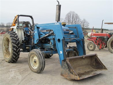 ford 5610 dismantled machines - 23 listings | tractorhouse com     new  holland 5600 ford tractor wiring diagram