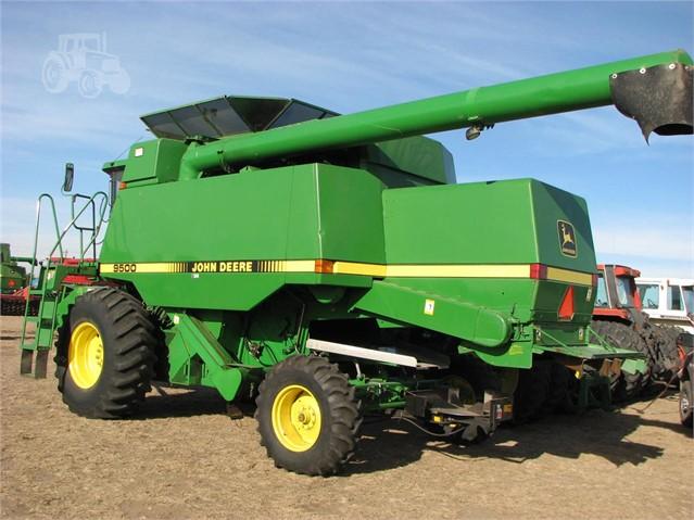 1991 JOHN DEERE 9500 For Sale In Norfolk, Nebraska | www