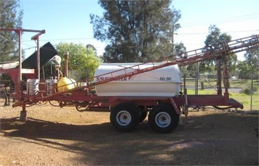 0 Spraymaster 60/80 Farm Machinery for Sale