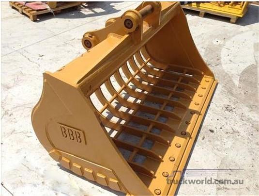 2017 Betta Bilt Buckets 12 Tonne Sieve Bucket - Heavy Machinery for Sale