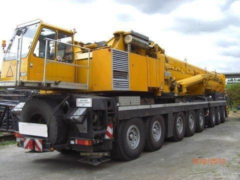LIEBHERR LTM1500