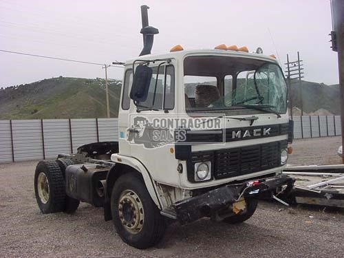 TruckPaper com | 1986 MACK MH600 Salvage