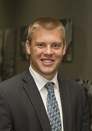 Jared Roberts, Assistant Manager, Dealer Services