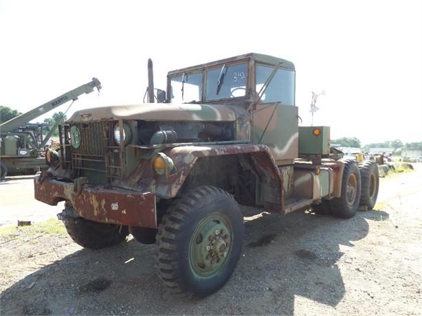 1974 AM GENERAL M52A1