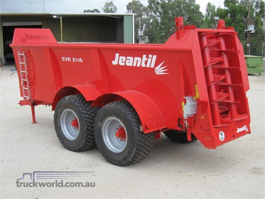 0 Jeantil Evr21-15 Farm Machinery for Sale
