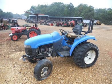 New Holland Farm Equipment Dismantled Machines By MID SOUTH SALVAGE