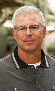 Steve Tatum, Press Technician