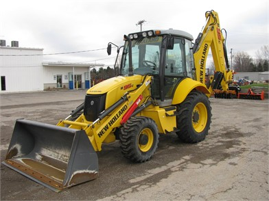 New Holland Loader Backhoes For Sale In Ohio - 10 Listings