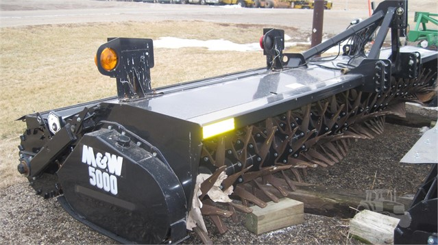 M&W 5000 For Sale In Elberon, Iowa   www bendaag com