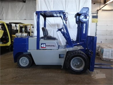KOMATSU FD45 For Sale - 2 Listings | MachineryTrader.com ... on