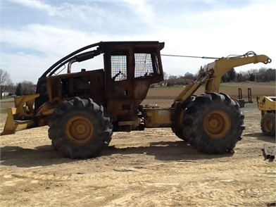 Forestry Equipment Dismantled Machines - 2105 Listings