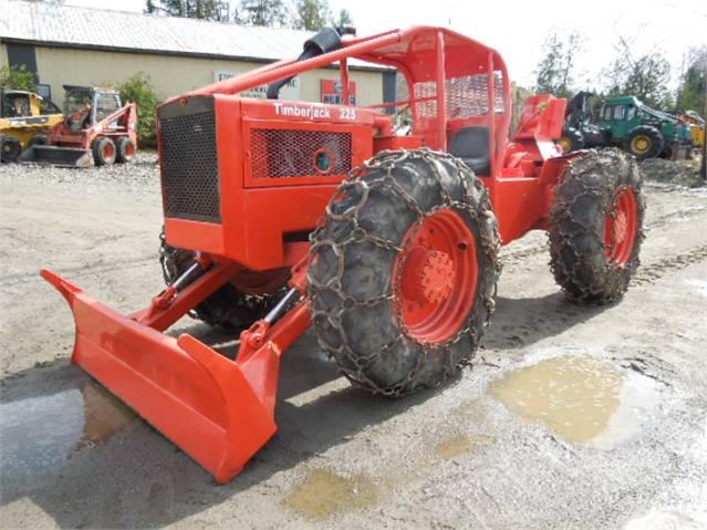 1965 TIMBERJACK 225 For Sale In Colebrook, New Hampshire