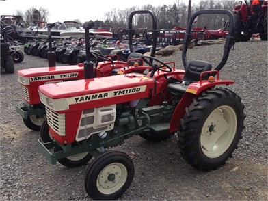 Less Than 40 HP Tractors For Sale - 1972 Listings ... Yanmar Ym Tractor Wiring Diagram on