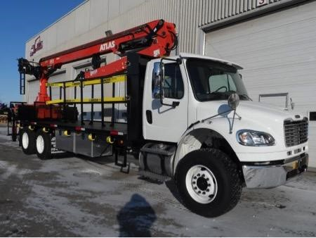 2016 ATLAS 300 2 MOUNTED ON 2016 FREIGHTLINER BUSINESS CLASS M2 106