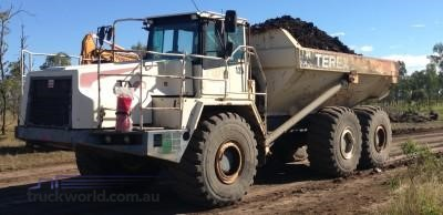 2004 Terex TA40 - Heavy Machinery for Sale