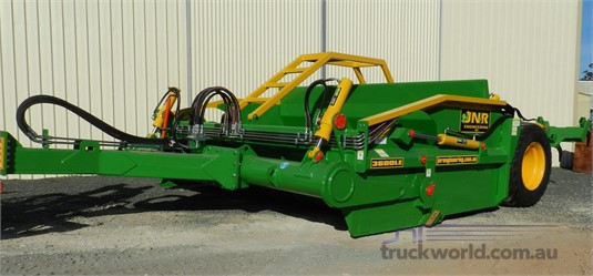 2015 Jnr JNR3000LE - Truckworld.com.au - Heavy Machinery for Sale
