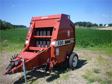 HESSTON Round Balers For Sale In Wisconsin - 4 Listings