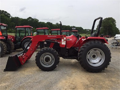 MAHINDRA 5570 For Sale - 14 Listings   TractorHouse com - Page 1 of 1