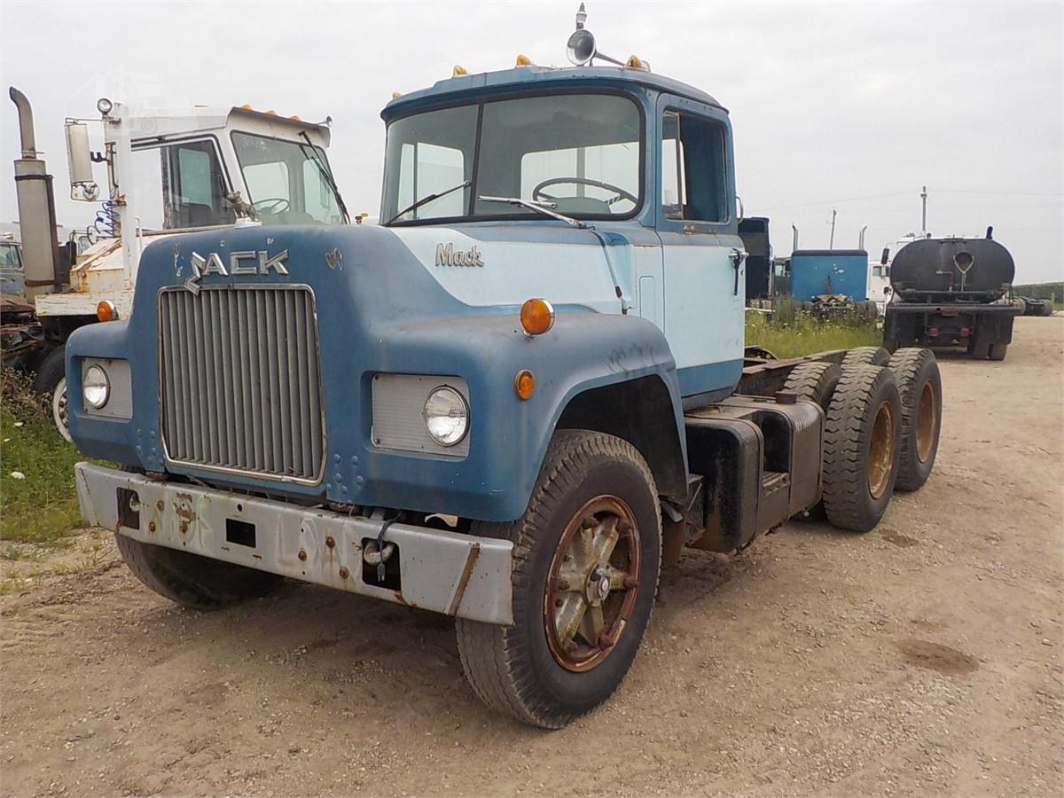 1970 Mack Truck : Mack r for sale in galva illinois truckpaper