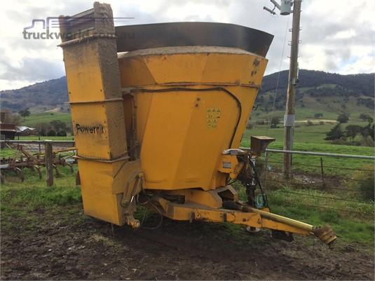0 Shelbourne Reynolds Powermix Popular Farm Machinery for Sale