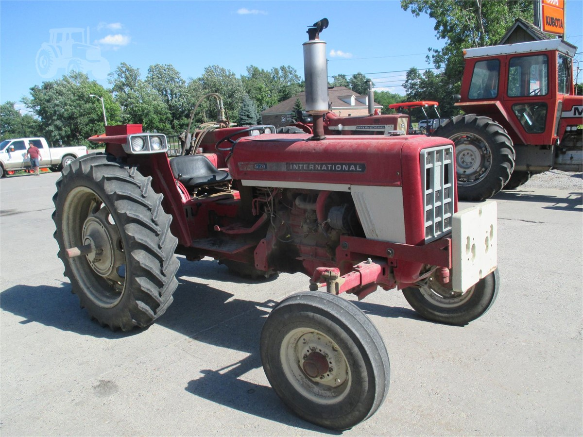 1972 INTERNATIONAL 574 For Sale In Dryden Michigan